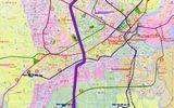 Hơn 99.700 tỉ đồng làm tuyến metro số 5 dài khoảng 24 km tại TP HCM