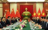 Thúc đẩy phát triển hơn nữa quan hệ hai Đảng, hai nước Việt-Trung