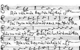 Chuyện ít biết về ca khúc Diễm xưa của cố nhạc sĩ Trịnh Công Sơn