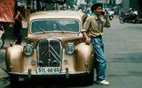 Trầm trồ xem quý ông sành điệu trên phố Sài Gòn xưa
