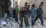 """""""Hợp tác miệng"""", lệnh ngừng bắn tại Syria có nguy cơ đổ vỡ"""