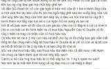 """Mẹ Hoa hậu Kỳ Duyên lên tiếng sau khi bị vợ tài xế taxi """"tố"""" con gái văng tục"""