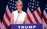 Ái nữ đứng sau thành công của ứng cử viên Tổng thống Mỹ Donald Trump