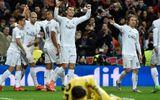 Ronaldo trừng phạt Roma, Real tiến vào tứ kết