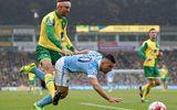 Bị Norwich cầm hòa, Man City có nguy cơ bật bãi khỏi Top 4