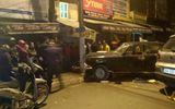 Xe biển xanh gây tai nạn liên hoàn ở Thanh Hóa không liên quan đến LĐLĐ tỉnh