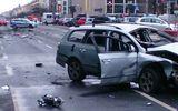Berlin bàng hoàng vì vụ nổ xe hơi nghi bị đánh bom