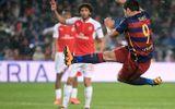 Barca 3-1 Arsenal: Messi, Suarez lập siêu phẩm kết thúc giấc mơ Pháo thủ