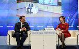Trưởng Công tố viên Crimea xuất hiện với diện mạo mới