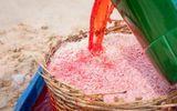 Ruốc nghi nhuộm bằng hóa chất ở Phú Yên: Chính quyền xã nói gì?