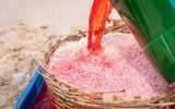Ruốc nhuộm đỏ bằng hóa chất: Chuyên gia nói gì?