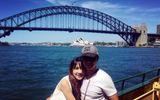 Vợ chồng Lý Hải chăm đưa con đi du lịch khắp nơi