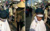 Thực hư chuyện hai đứa trẻ dắt nhau ra chợ xin tiền làm đám tang cho mẹ