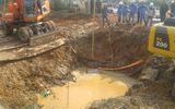 Dự án nước Sông Đà 2: Dừng hợp đồng với nhà thầu Trung Quốc