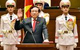 Chánh án TANDTC Nguyễn Hòa Bình tuyên thệ nhậm chức