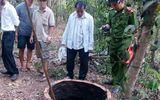 Phát hiện một phụ nữ chết cháy dưới giếng hoang