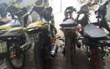 """CSGT chặn đứng vụ đua xe trái phép, giữ nhiều môtô """"quái dị"""""""