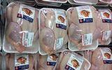 """Lại """"nóng"""" lượng gà đông lạnh Mỹ nhập khẩu vào Việt Nam"""
