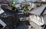 Thêm một trận động đất 6,1 độ richter tại Nhật Bản