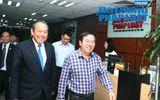 Phó Thủ tướng Trương Hòa Bình thăm Báo Đời sống và Pháp luật