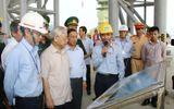 Tổng Bí thư Nguyễn Phú Trọng thăm khu dân cư mẫu và dự án Formosa