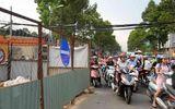 Tạm ngưng thi công đào đường ở TP HCM trong dịp lễ 30/4 và 1/5