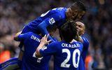 Leicester 4-0 Swansea: Đóng đinh vào ngôi đầu