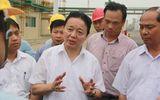 Bộ trưởng Bộ TN-MT nhận khuyết điểm vụ cá chết hàng loạt