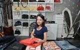 Cô gái 9X thu về 35 triệu đồng/ tháng từ việc gấp quần áo thuê