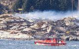 Tìm thấy thi thể 11 người trong vụ rơi máy bay tại Na Uy