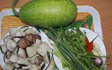 Nấu canh chua thanh mát cho bữa cơm ngày hè nắng nóng