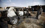Cơ sở chế tạo bom của IS bị chiến đấu cơ san phẳng