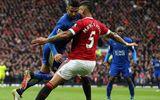 Leicester bị mất oan một quả penalty trong trận hòa MU