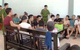 """Phá """"thủ phủ đá gà"""" hạng sang ở Quảng Bình, bắt giữ hàng trăm đối tượng"""
