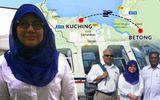 Trực thăng Malaysia mất tích: Xác định thi thể nữ Thứ trưởng