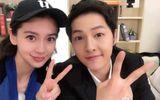 """Angelababy khen Song Joong Ki là """"người chồng quốc dân"""""""