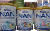 Nhãn phụ sữa NAN sai quy định: Không phải của Nestle VN