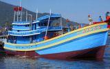 Tìm thấy nạn nhân thứ 2 trong vụ lật tàu cá vỏ gỗ lớn nhất miền Trung