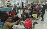 Hàng trăm hành khách gây náo loạn tại sân bay Tân Sơn Nhất
