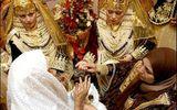 Hiến trinh tiết cho bố chồng trước đêm tân hôn
