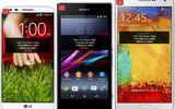 """""""Siêu phẩm"""" smartphone nào đang """"hot"""" nhất hiện nay?"""