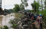 Sau bão miền Trung, ĐBSCL lo đối phó lũ lớn