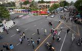 Thái Lan: Ném bom xăng vào người biểu tình, 2 người bị thương