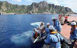 Trung - Nhật tiến hành đàm phán về quần đảo tranh chấp