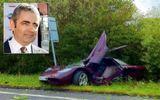 Sao ngoại cũng gặp tai nạn đụng xe thảm khốc