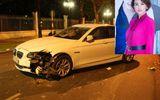 Hoảng hồn những vụ tai nạn giao thông của sao Việt