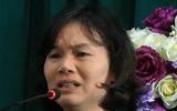 Nhà ngoại cảm Phan Thị Bích Hằng bật khóc vì quá áp lực
