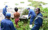 Phát hiện thi thể trôi sông đang trong giai đoạn phân hủy