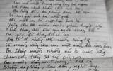 Nghẹn lòng bài thơ tặng con gái 2 tuổi của người đàn ông tự thiêu