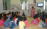 Chú trọng chất lượng bữa ăn cho trẻ trong Trường Mầm non Lê Mao